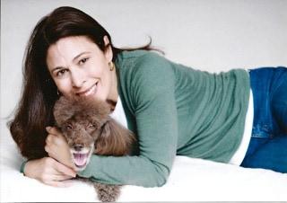 For an ASPCA photo shoot.