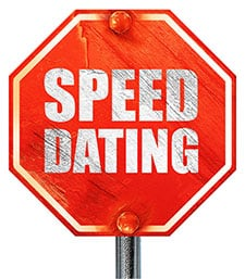 speed dating woes